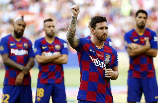 Barca, Real bạo chi nửa tỷ euro vẫn lo: Messi, Hazard trở lại tuần này? - 3