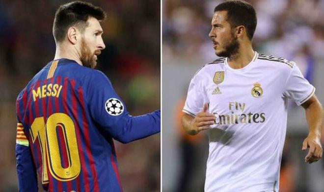 Barca, Real bạo chi nửa tỷ euro vẫn lo: Messi, Hazard trở lại tuần này? - 1