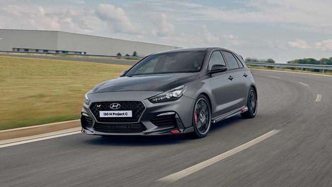 Rò rỉ hình ảnh của Hyundai i30 N Project C trước thềm triển lãm Frankfurt Motor Show 2019 - 1