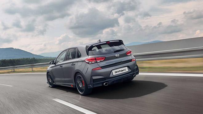 Rò rỉ hình ảnh của Hyundai i30 N Project C trước thềm triển lãm Frankfurt Motor Show 2019 - 7