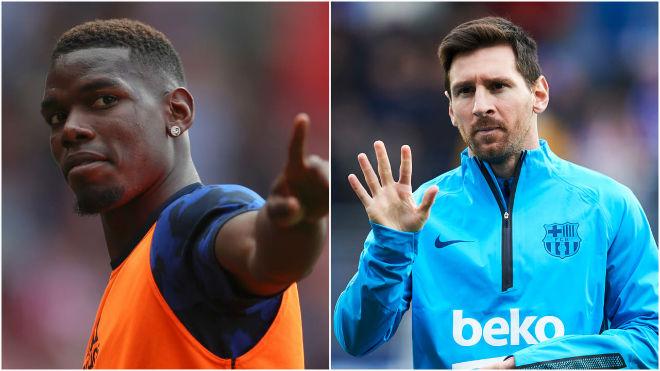 Tin HOT bóng đá sáng 11/9: Anh trai Pogba mượn Messi