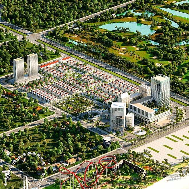 Vingroup, FLC, Lotte Group… cùng loạt siêu dự án tỷ đô đổ bộ vào Cửa Lò - 3