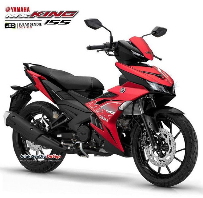 Yamaha Exciter 155 VVA bao giờ được ra mắt tại Việt Nam? - 2
