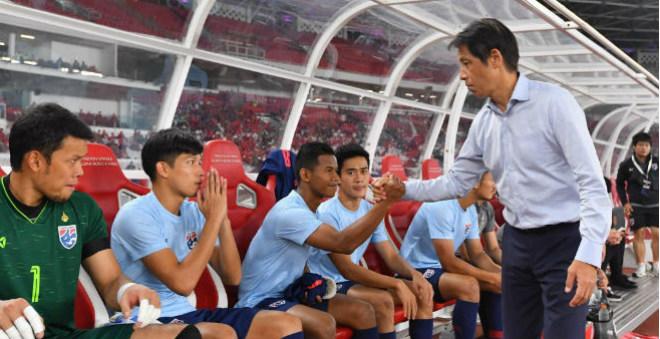 Thái Lan nhất bảng vòng loại World Cup: Siêu HLV Nhật mừng chiến thắng đầu tay