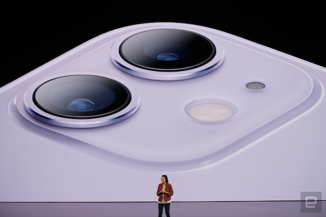 TRỰC TIẾP: Bộ ba iPhone 11 chính thức trình làng, giá từ 699 USD - 33