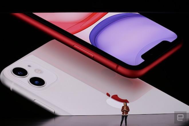TRỰC TIẾP: Bộ ba iPhone 11 chính thức trình làng, giá từ 699 USD - 32