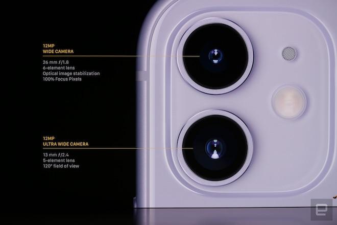TRỰC TIẾP: Bộ ba iPhone 11 chính thức trình làng, giá từ 699 USD - 29