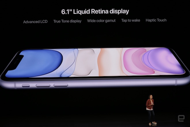 TRỰC TIẾP: Bộ ba iPhone 11 chính thức trình làng, giá từ 699 USD - 28