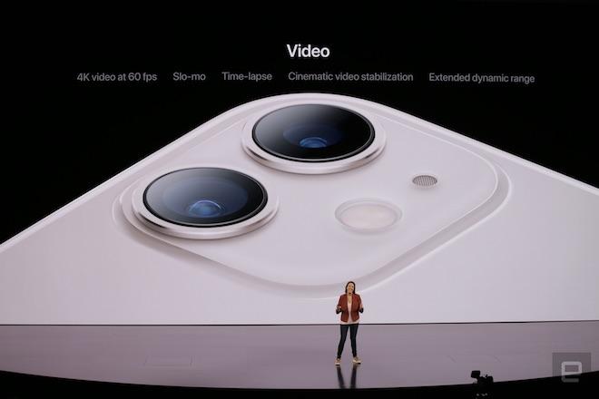 TRỰC TIẾP: Bộ ba iPhone 11 chính thức trình làng, giá từ 699 USD - 27