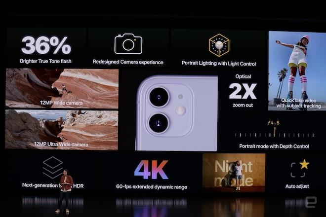 TRỰC TIẾP: Bộ ba iPhone 11 chính thức trình làng, giá từ 699 USD - 26