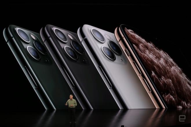 TRỰC TIẾP: Bộ ba iPhone 11 chính thức trình làng, giá từ 699 USD - 16