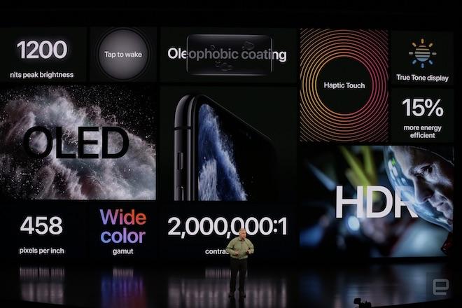 TRỰC TIẾP: Bộ ba iPhone 11 chính thức trình làng, giá từ 699 USD - 14