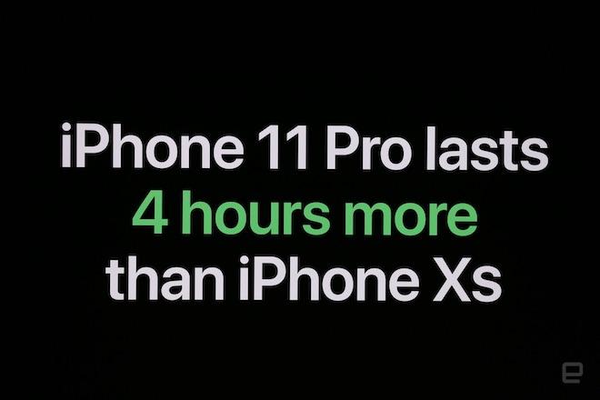 TRỰC TIẾP: Bộ ba iPhone 11 chính thức trình làng, giá từ 699 USD - 10