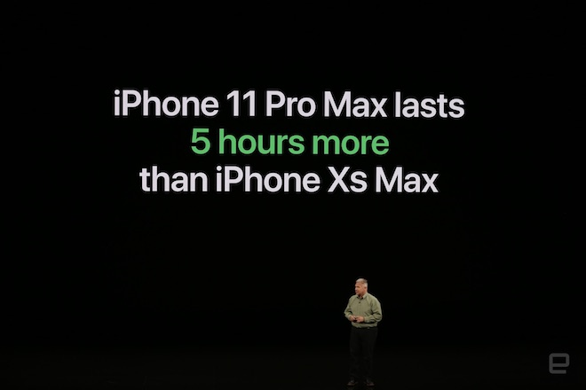 TRỰC TIẾP: Bộ ba iPhone 11 chính thức trình làng, giá từ 699 USD - 11