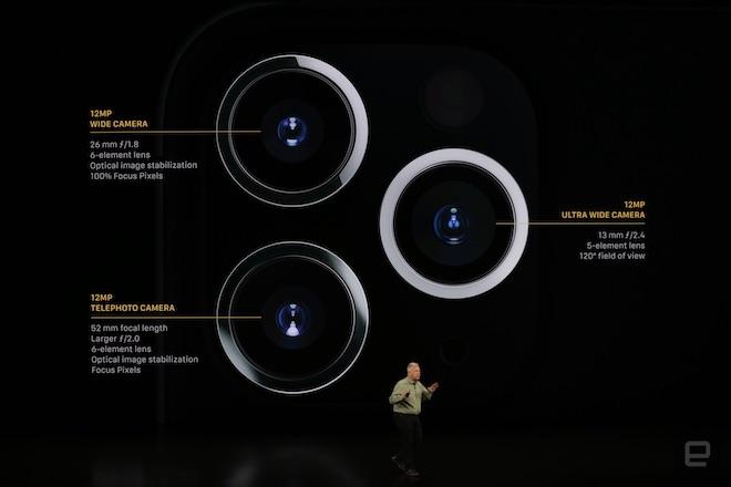 TRỰC TIẾP: Bộ ba iPhone 11 chính thức trình làng, giá từ 699 USD - 9