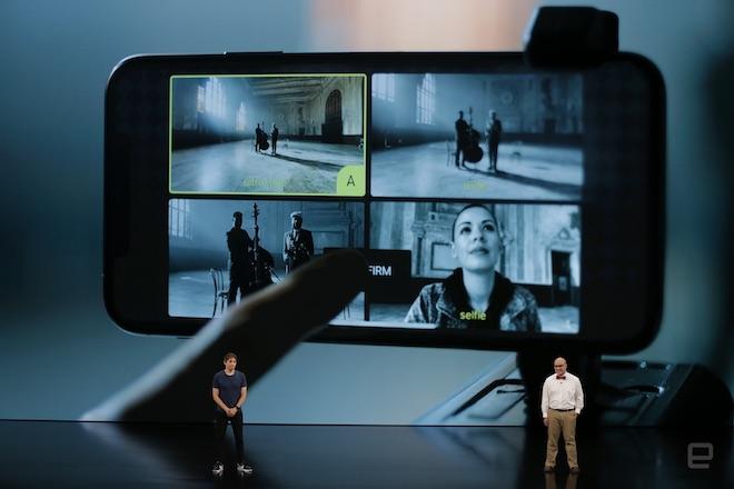 TRỰC TIẾP: Bộ ba iPhone 11 chính thức trình làng, giá từ 699 USD - 8