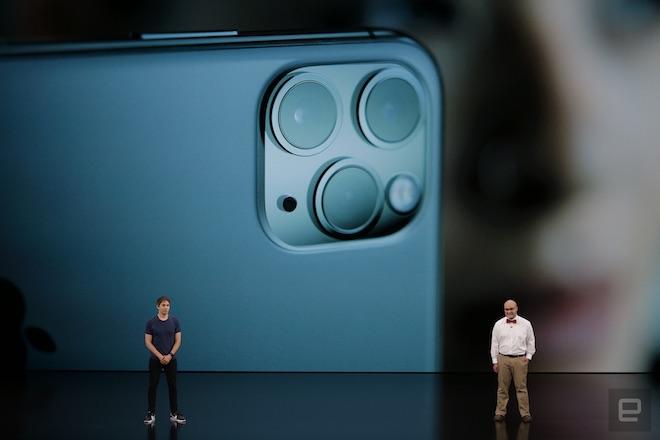 TRỰC TIẾP: Bộ ba iPhone 11 chính thức trình làng, giá từ 699 USD - 7