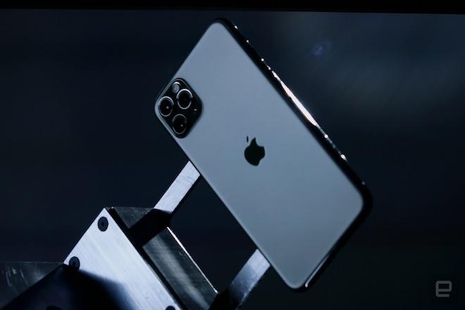 TRỰC TIẾP: Bộ ba iPhone 11 chính thức trình làng, giá từ 699 USD - 5