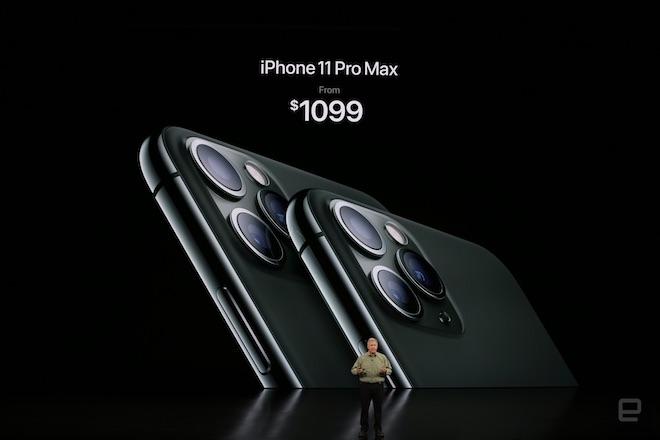 TRỰC TIẾP: Bộ ba iPhone 11 chính thức trình làng, giá từ 699 USD - 4
