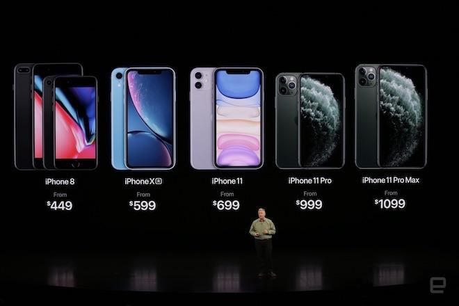 TRỰC TIẾP: Bộ ba iPhone 11 chính thức trình làng, giá từ 699 USD - 2
