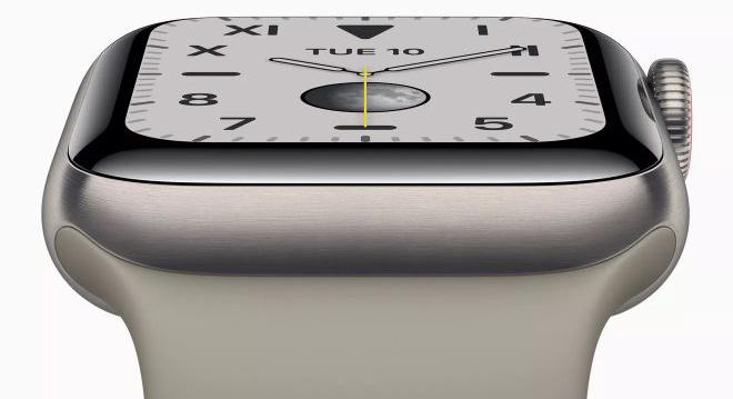 Apple Watch Series 5 trình làng với màn hình luôn bật, giá từ 399 USD - 3