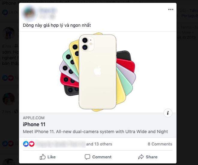 """Dân mạng """"loạn nhịp"""" khi đánh giá iPhone 11 vừa ra mắt - 9"""