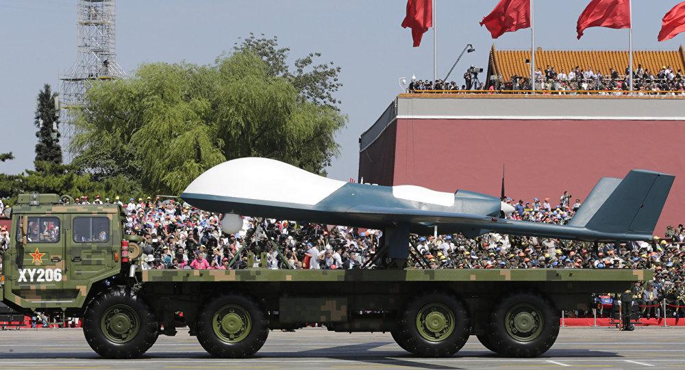 TQ lần đầu bán được máy bay không người lái vũ trang cho một nước châu Âu