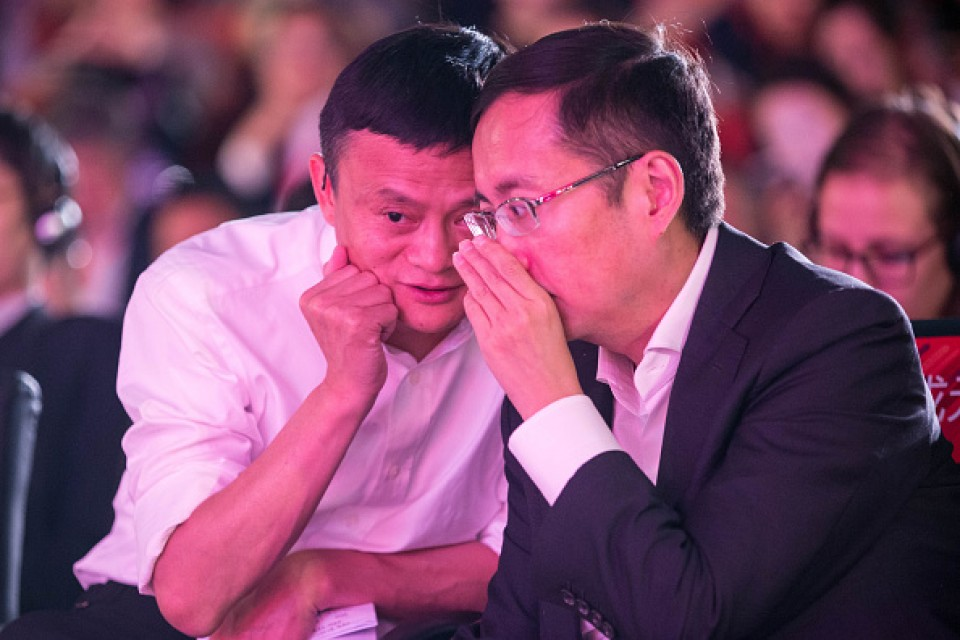 """Chân dung người thay thế Jack Ma """"trị vì"""" đế chế Alibaba - 2"""