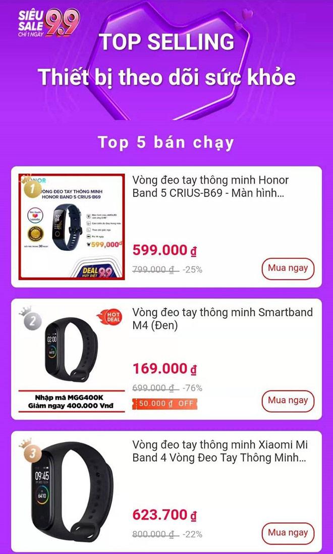 HONOR Band 5 đã bán sạch ở Việt Nam có phải do những lý do này? - 2