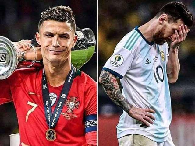 Ronaldo - Messi: 3 tháng kẻ trên đỉnh người dưới vực, bao giờ lại đua song mã? - 1