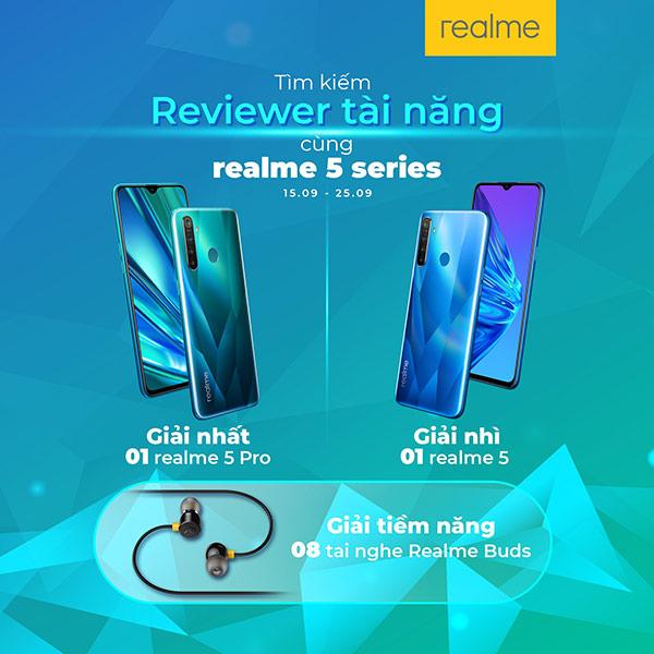 Trải nghiệm sản phẩm mới, nhận quà cực chất cùng Realme - 2