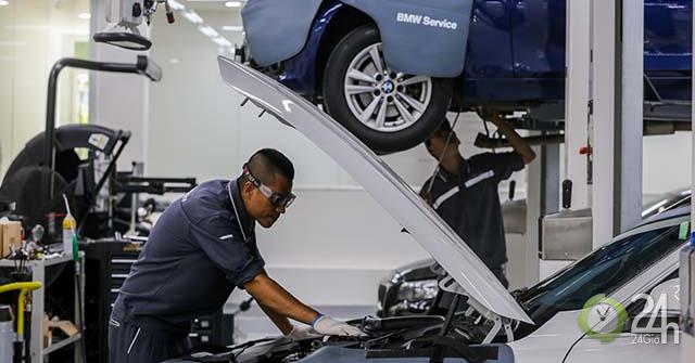 BMW Việt Nam mời chuyên gia về chăm sóc xe cho khách hàng