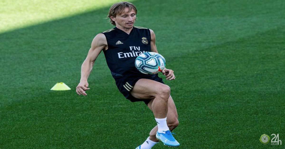 Tin HOT bóng đá sáng 13/9: Modric chấn thương, Zidane đau đầu lực lượng-Bóng đá 24h