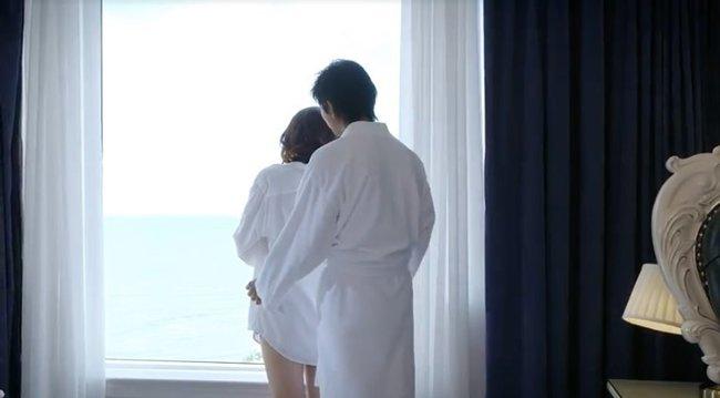 Hậu trường cảnh nóng của Tim và Cao Thái Hà bất ngờ rò rỉ, gây sốt mạng - 5