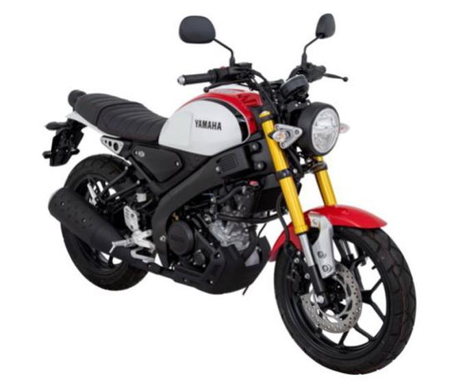 """Yamaha XSR125 cỡ nhỏ dựa trên YZF-R125, """"đổ bộ"""" cuối năm nay"""