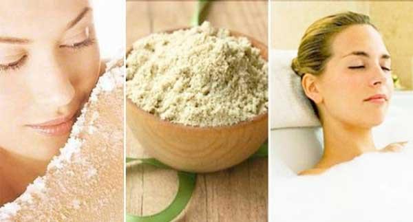 Không cần đi spa tốn kém, tắm cám gạo để da trắng như Bạch Tuyết - 1