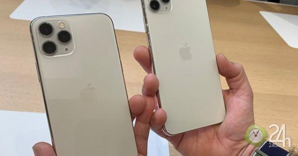 iPhone 11 Pro có RAM 6GB nhưng vẫn khiến người dùng thất vọng-Thời trang Hi-tech