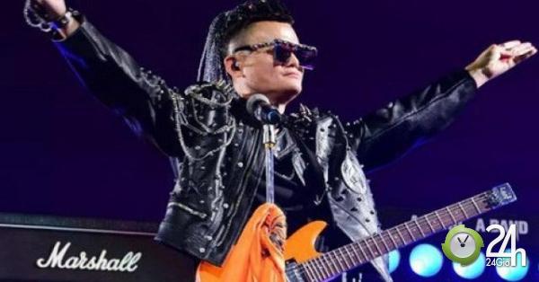 Tỷ phú Jack Ma hóa sao nhạc rock, khóc chia tay đế chế Alibaba