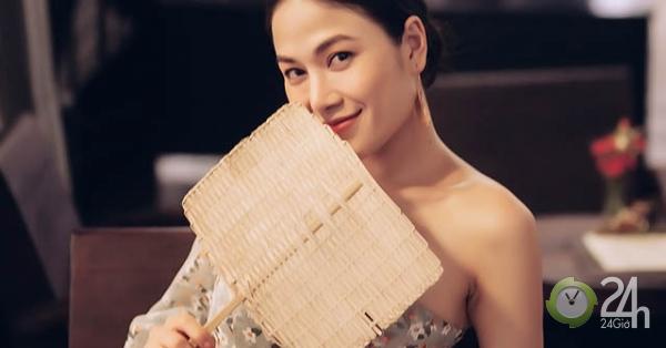 """Hoa hậu Tuyết Nga đáp trả tin đồn được đại gia """"chống lưng"""" làm nghệ thuật - Giải trí"""