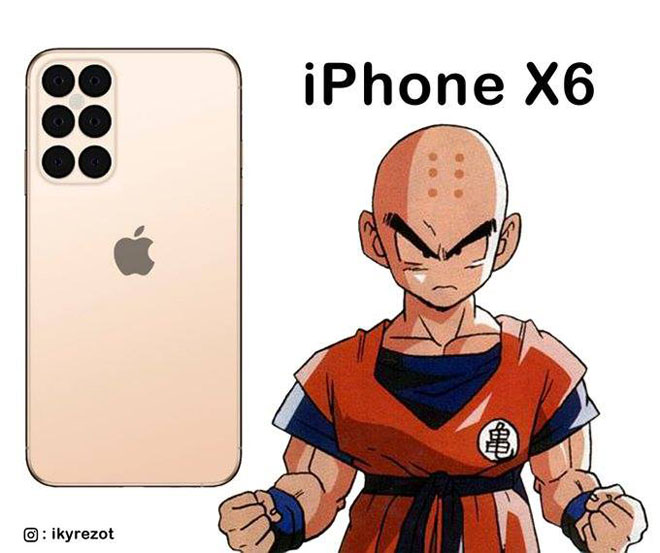 """iPhone 11 vẫn bị dân mạng """"đấm không trượt phát nào"""" - 8"""