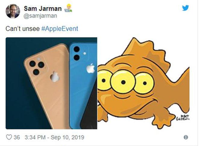 """iPhone 11 vẫn bị dân mạng """"đấm không trượt phát nào"""" - 7"""