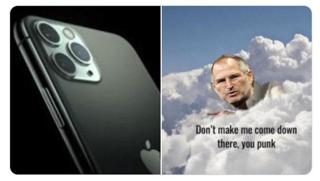 """iPhone 11 vẫn bị dân mạng """"đấm không trượt phát nào"""" - 2"""