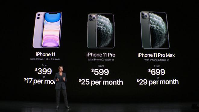"""Apple khởi động chương trình """"thu cũ đổi mới"""" cho loạt iPhone 11 - 2"""
