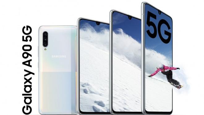 """Điểm danh smartphone cực """"hot"""" được công bố tại IFA 2019 - 3"""