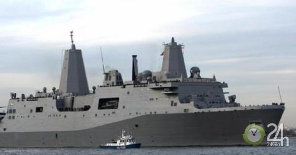 Chiến hạm đặc biệt nhất của Mỹ và mối quan hệ với vụ khủng bố khiến gần 3.000 người chết-Thế giới