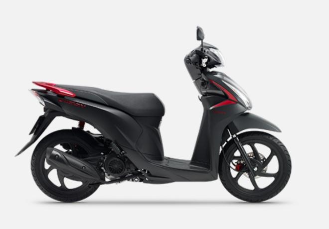 Bảng giá Honda Vision mới nhất trong tháng 9/2019, tăng nhẹ