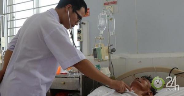 Một bệnh nhân nhập viện do nhiễm vi khuẩn ăn mòn cơ thể-Sức khỏe đời sống