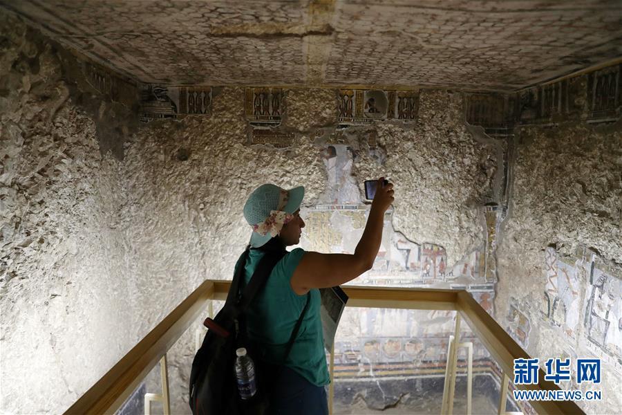 Ai Cập mở cửa 2 ngôi mộ cổ 3.300 tuổi để du khách thỏa sức vào khám phá - hình ảnh 1