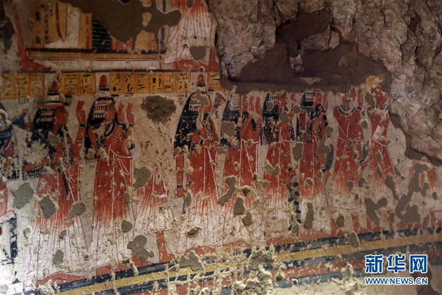 Ai Cập mở cửa 2 ngôi mộ cổ 3.300 tuổi để du khách thỏa sức vào khám phá - hình ảnh 2