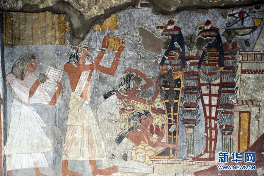 Ai Cập mở cửa 2 ngôi mộ cổ 3.300 tuổi để du khách thỏa sức vào khám phá - hình ảnh 3